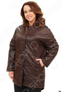 Куртка СВМ-ПРИНТ «Буржуа». Цвет: шоколадный