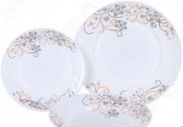Набор столовой посуды Rosenberg RGC-100108, 18 предметов