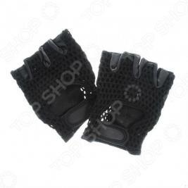 Перчатки для тяжелой атлетики Action BW-83-C