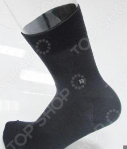 Носки мужские Burlesco Sorrento. Цвет: серый
