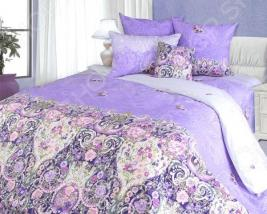 Комплект постельного белья Королевское Искушение «Мадонна». Тип ткани: перкаль