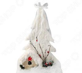 Фигурка новогодняя Новогодняя сказка «Снежный городок»