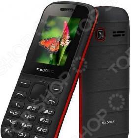 Мобильный телефон Texet TM-130