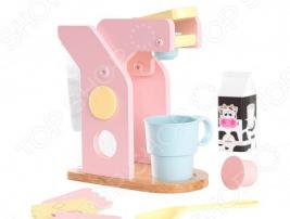 Кофемашина игрушечная KidKraft «Пастель»
