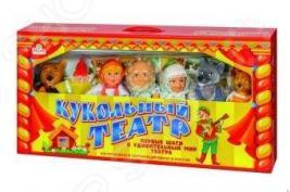 Набор для кукольного театра Весна с персонажами №1