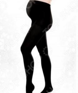 Колготки для беременных Nuova Vita 334ШЛ. Цвет: чёрный