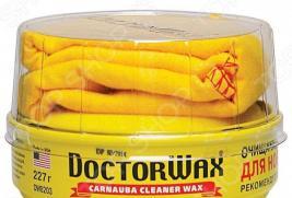 Паста-полироль с воском Doctor Wax «Карнауба»