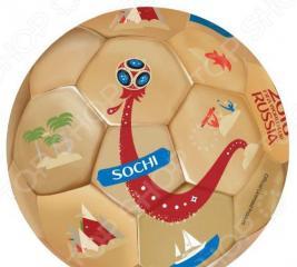 Мяч футбольный FIFA 2018 Sochi