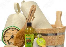 Набор для сауны Банные штучки «Добрый жар»