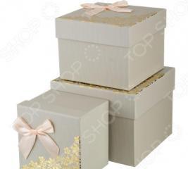 Набор коробок подарочных Lefard 37-137