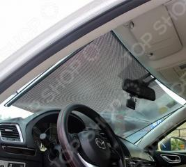 Шторка светоотражающая для лобового стекла Ruges «Скрин»