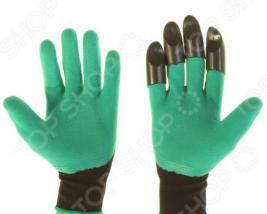 Перчатки садовые «Землеройка» для правши