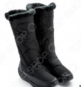 Зимние ботинки высокие женские Walkmaxx COMFORT 2.0. Цвет: черный