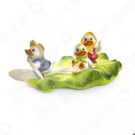 Фигурка садовая плавающая GREEN APPLE GRWD3-21 «Утята 3»