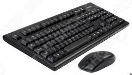 Клавиатура с мышью A4Tech 3100N