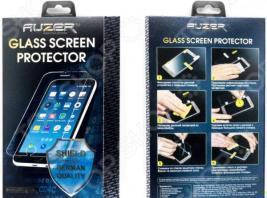 Стекло защитное Auzer AG-SE 7 для Samsung E7