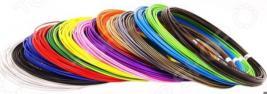 Набор цветного пластика для 3D ручек Мастер-Пластер 14 цветов