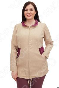 Куртка Лауме-стиль «Теплая весна»