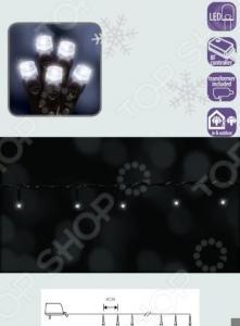 Гирлянда электрическая Luca Lighting 1694698