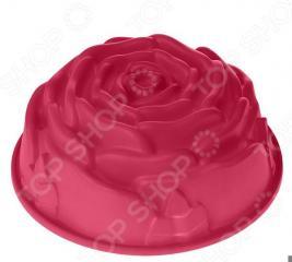Форма для выпечки силиконовая Regent Роза