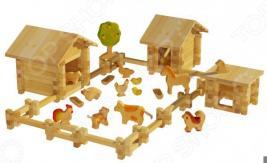 Конструктор деревянный Лесовичок «Солнечная ферма №3»