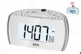 Радиочасы AEG MRC 4119 P