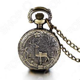 Кулон-часы Mitya Veselkov «Олень»