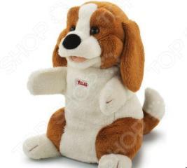 Мягкая игрушка на руку Trudi Собачка