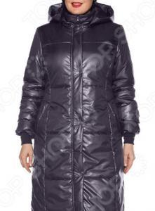 Пальто Гранд Гром «Персона». Цвет: темно-сиреневый