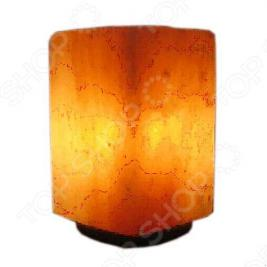 Лампа солевая ZENET Куб