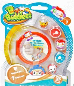 Набор шармов игрушечных 1 Toy Bbuddieez с браслетом