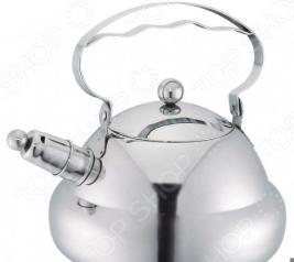 Чайник со свистком Bekker BK-S469