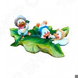 Фигурка садовая плавающая GREEN APPLE GRWD3-19 «Утята 1»