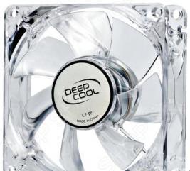 Вентилятор корпусной DeepCool XFAN80L/R
