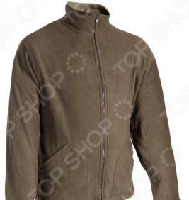 Куртка флисовая Huntsman «Байкал». Цвет: хаки