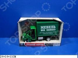 Машина инерционная Joy Toy «Газель фургон Мебель» Р40515