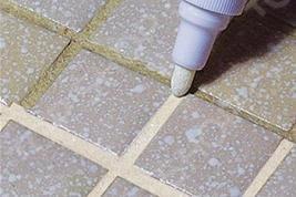 Карандаш для отбеливания сантехнических швов Bradex «Снежок»