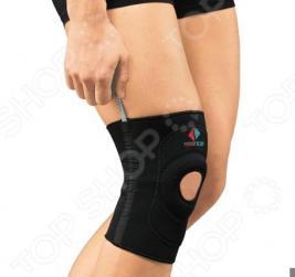 Повязка медицинская эластичная Tonus Elast для фиксации коленного сустава с пружинными вставками 9903-01