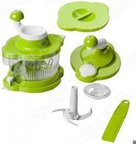 Овощерезка Twist Cutter: 10 предметов
