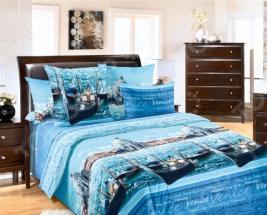 Комплект постельного белья ТексДизайн «Венеция». Евро