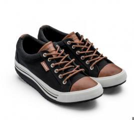 Кеды Walkmaxx Comfort 2.0. Цвет: черный