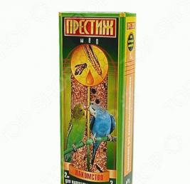 Лакомство для волнистых попугаев Престиж 80174