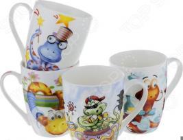 Набор чайных кружек Bohmann ВНР-341