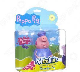 Неваляшка Peppa Pig «Дедушка Пеппы»
