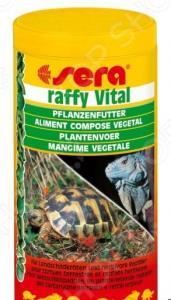 Корм для растительноядных рептилий Sera Raffy Vital