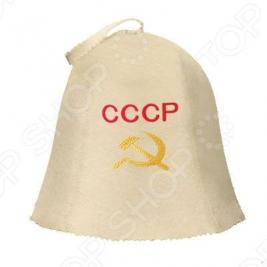 Шапка Банные штучки «СССР»