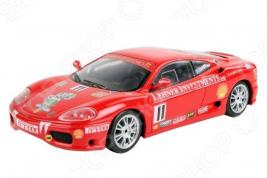 Сборная модель автомобиля 1:32 Revell Ferrari 360 Challenge «M.Lehner»