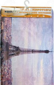 Коврик для ванной комнаты Рыжий кот «Франция» 311535