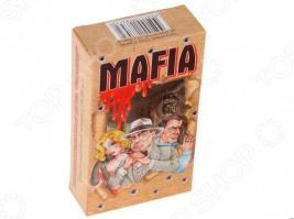 Игра карточная Action «Мафия Чикаго»
