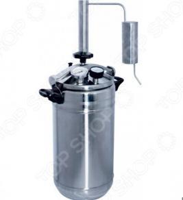 Автоклав-стерилизатор 2 в 1 «Домашний погребок и надстройка Классик»